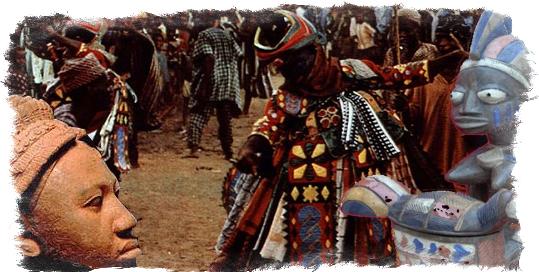 религия йоруба