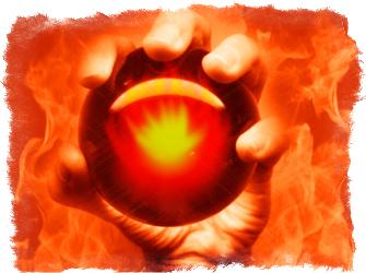 Масть Таро Жезлы — значение огненных карт