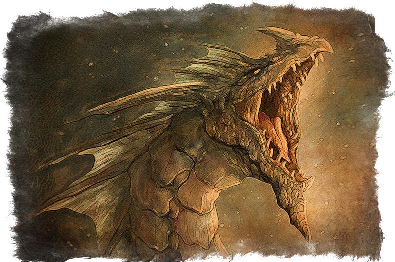кельтский дракон значение
