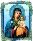 Молитва от зла врагов и порчи к Богородице