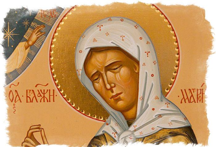Молитвы Матроне Московской — кому и в чем она помогает
