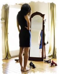 Что делать, если зеркало дарят вам