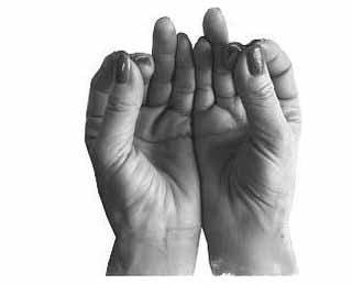 мудры для привлечения денег удачи влияния - «Принятие»