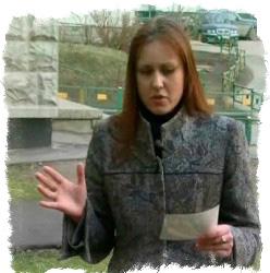Наталья Воротникова на «Битве экстрасенсов»