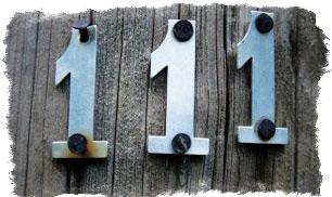 несчастливые числа в разных странах - Цифра 111