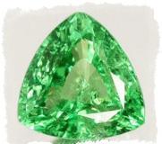 камень оберег для беременной зеленый гранат