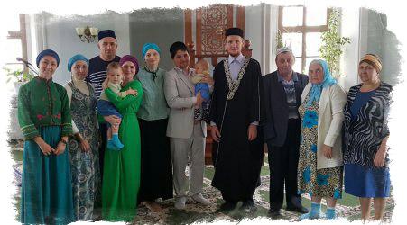 Традиции имянаречения у татар