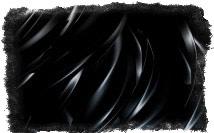 чёрное полотно