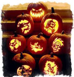 Обряды на удачу на Хэллоуин