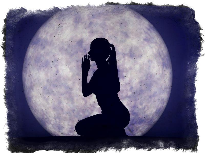 Ритуалы и обряды на полнолуние