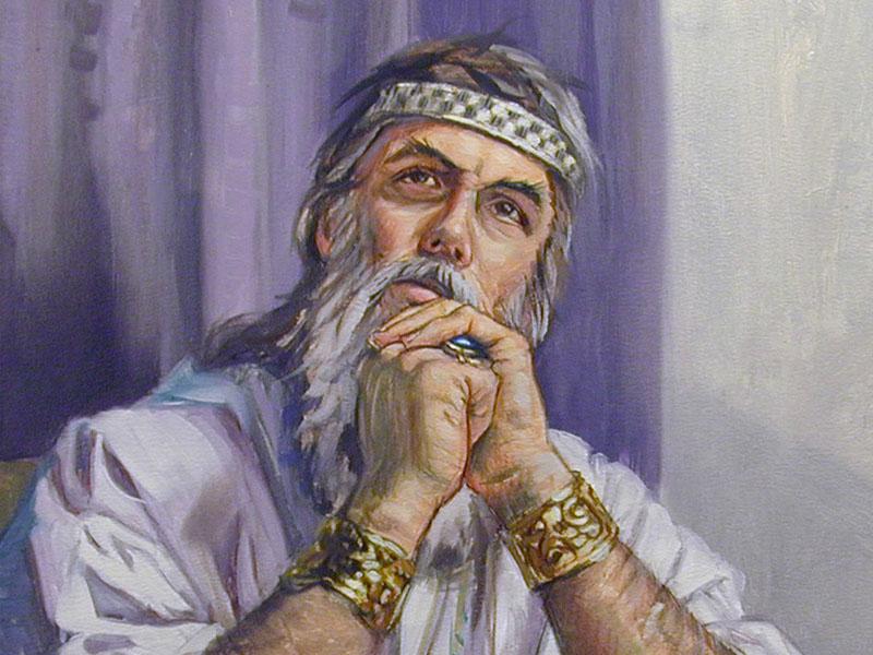 Что написано на кольце Соломона