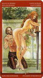 паж мечей таро значение в отношениях
