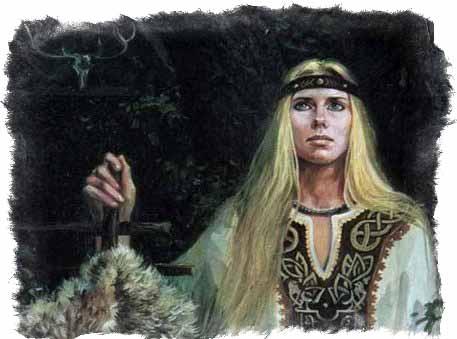 Дочь Перуна — Девана