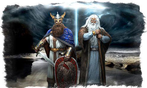 Перун и Велес — битважизни и смерти