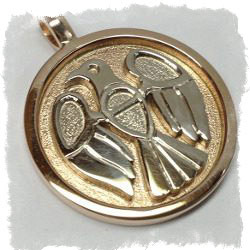 Символ - птица Перуна