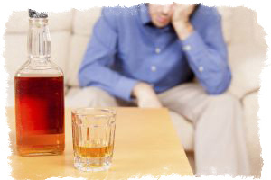 порча на пьянство