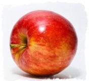 Черный обряд на постоянные болезни на яблоко