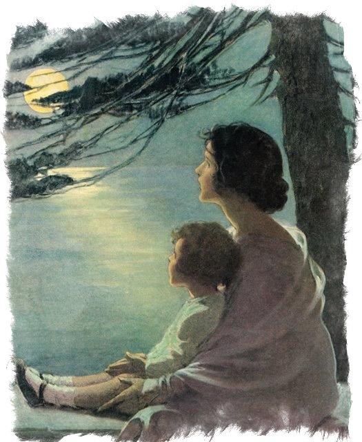 Празднование Йоля и Ночь Матери — обряды и ритуалы