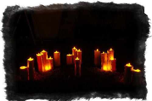 как отпраздновать хэллоуин