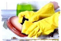 Почему нельзя мыть посуду в гостях - приметы и суеверия