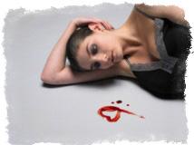 Приворот на месячную кровь - как сделать правильно