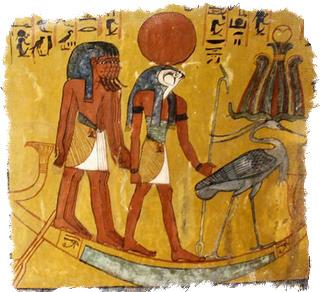 Значение птицы Феникс в древнем Египте - существует ли птица феникс