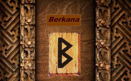 Руна Беркана - значение прямой и перевернутой в любви и отношениях