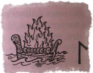 Значение руны Лагуз в магии и создании талисманов