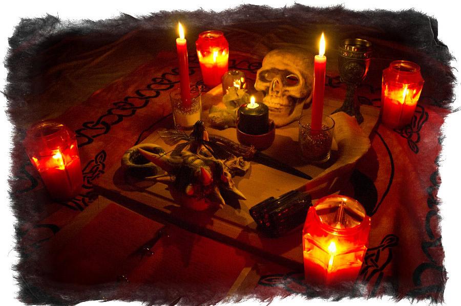 Ритуалы на Самайн — обрядовые компоненты праздника