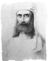 граф Сен Жермен воплощением Эль Мория