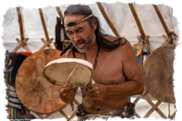 как шаманы входят в транс