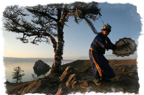 шаманизм в бурятии