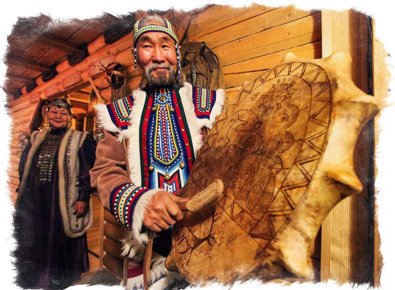 шаманы якутии