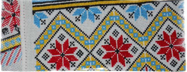 Вышивка крестом — правила изображения магических символов