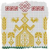 схемы вышивки крестом славянских оберегов