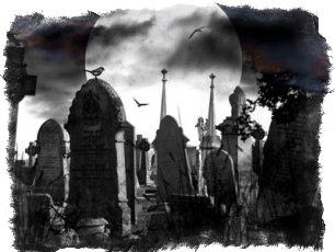 Как приворожить любимого на кладбище