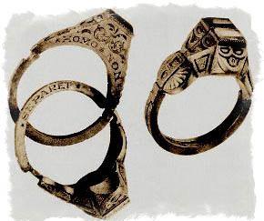 Каббалистические кольца — личные и парные талисманы