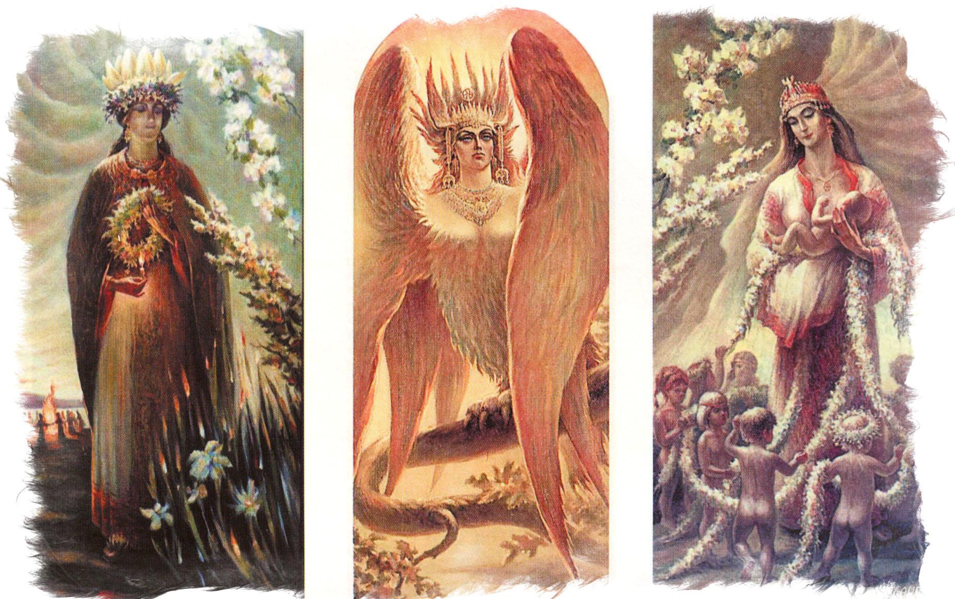 богиня лада у славян