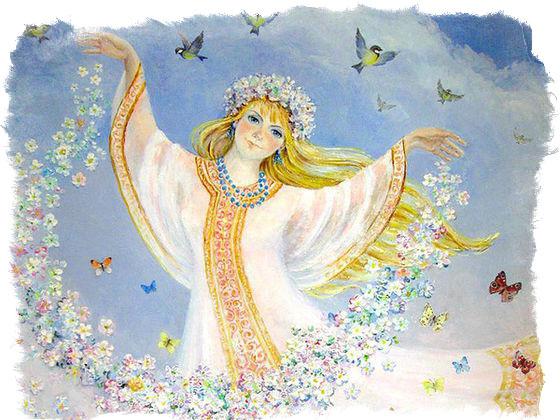 лада славянская богиня