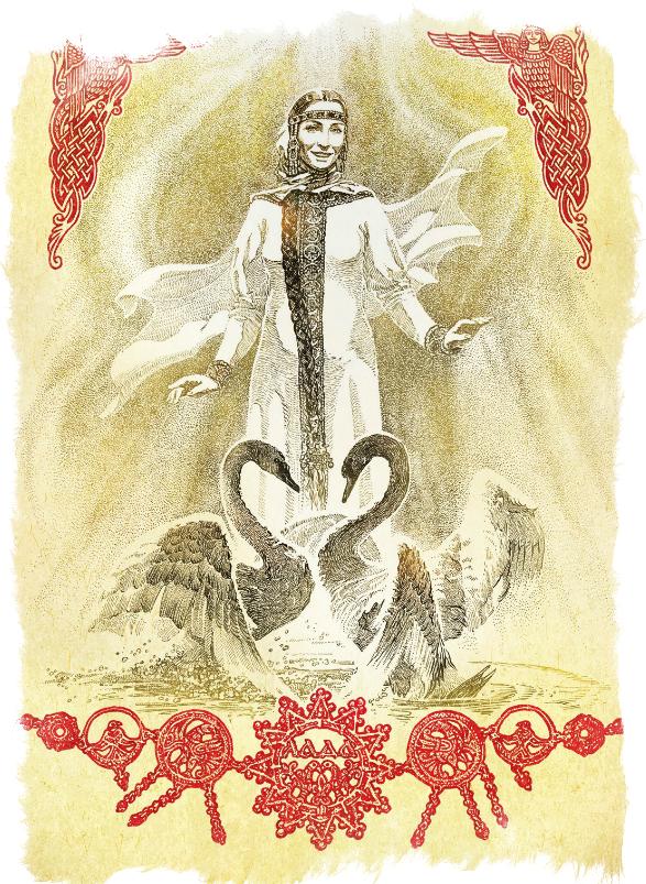 богиня лада символ