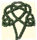 завязывание узлов - Науз «Древо жизни»