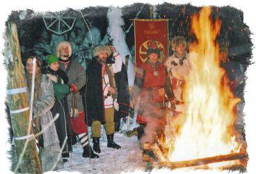 Славянский Новый Год и Коляда - какая между ними связь