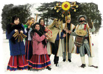 Славянский новый год - языческий праздник