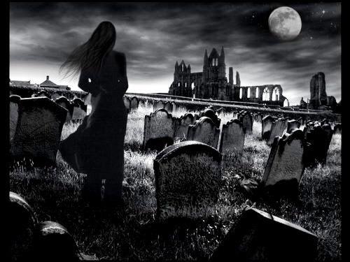 Порча через кладбище из обрядов Мансура