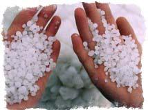 Снятие порчи солью — простые обряды для начинающих