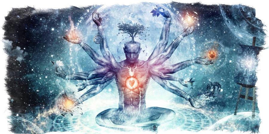 как усилить энергетику человека