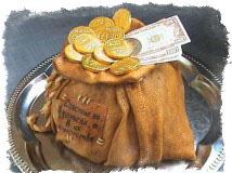 денежный талисман своими руками