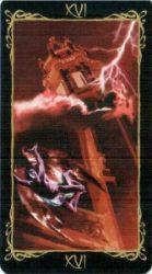карты таро башня