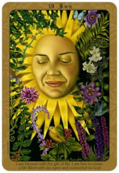 Таро Солнце — значение карты