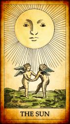 карта таро солнце - Состояние здоровья